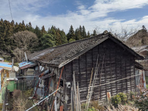 旧茨城無煙炭鉱 炭鉱住宅